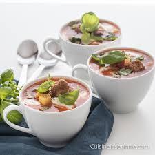 cuisine spicy tomato chorizo soup cuisine josephine