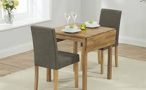 Dining Table With Two Chairs Ciov - Kitchen table for two