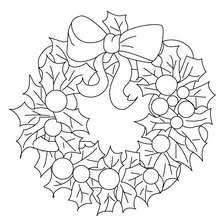 christmas garland coloring pages 15 free christmas printables