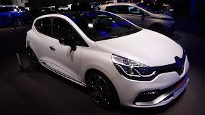renault clio interior 2017 2016 renault clio rs trophy exterior and interior geneva