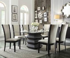 paint color ideas for dining room modern dining room colors homelegance havre gl top set w