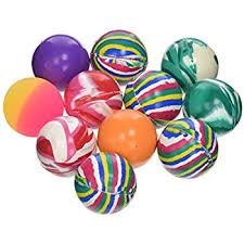 45mm hi bounce mix 1 dozen bulk toys