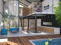 industrial house decoration industrial house design with concept image classic home