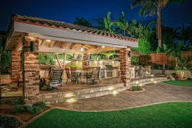 Backyard Cabana Ideas Cabanas Outdoor Living Spaces Gallery Western Outdoor Design And