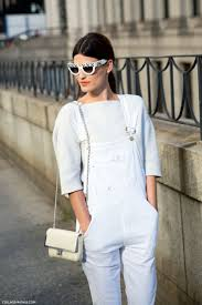 all white casual how to wear white from to toe glam radar