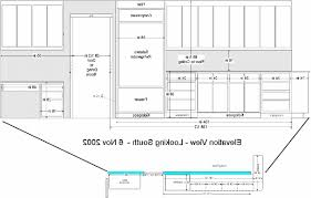 What Is The Standard Height Of Kitchen Cabinets Extraordinary Kitchen Cabinet Height Standard 42 Together With
