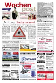 Schreibtisch F B O Die Wochenpost U2013 Kw 51 By Sdz Medien Issuu