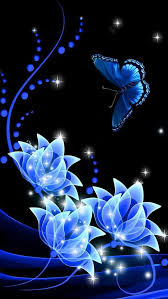 Blue Flower Backgrounds - 50 best blue roses background images on pinterest blue roses