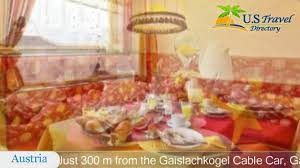 garni rustica sölden hotels austria youtube
