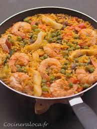 recette de cuisine en espagnol riz à l espagnole cuisine riz espagnol et plat
