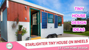 Tiny Homes On Wheels For Sale by Starlighter Tiny House On Wheels For Sale Tiny House Design