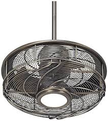 Ceiling Fans With Light by Caged Ceiling Fans With Lights Amazon Com