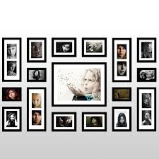 amazon com yanksmart wall hanging art home decor modern gallery