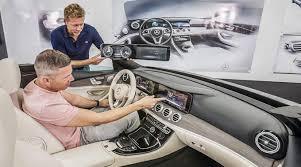 mercedes e class concept level interior design for the future e class mercedes