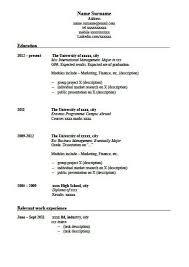 How To Do Good Resume How Do You Write A Good Resume Download Writing A Good Resume