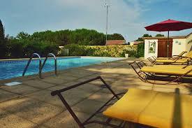 chambre d hote languedoc roussillon avec piscine villa gabrielle chambres d hôtes avec piscine à sauvian hérault