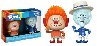 heat miser snow miser the year without a santa claus vynl by