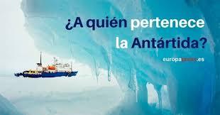 imagenes de la antartida a quién pertenece la antártida