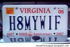 Popular Vanity Plates 43 License Plates That Actually Say Something