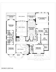 beautiful traditional florida style house floor plan 6075 0355