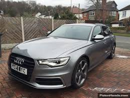 cheap audi a6 for sale uk used 2014 audi a6 avant tdi s line black edition for sale in