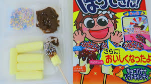where to buy japanese candy kits chocolate banana candy kit easy diy japanese candy