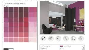simulateur deco chambre simulation papier peint salon simple pour une surface