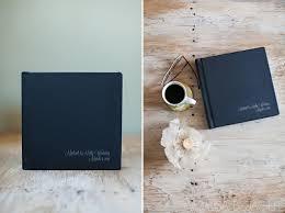 Leather Wedding Albums Kiss Wedding Albums Lisa Dejager Photography Blog