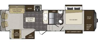 5th Wheel Camper Floor Plans Keystone Alpine Fifth Wheels At Chilhowee Rv Center Greater Knoxville