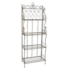 etagere in ferro battuto clayre eef negozio per i rivenditori mobili interni
