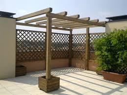 prezzi tettoie in legno per esterni coperture in legno per esterni pergole e tettoie da giardino