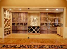 in floor wine cellar glass enclosed wine cellars by wine cellar innovations