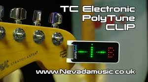 polytune 2 manual tc electronic polytune clip tuner demo pmtvuk youtube