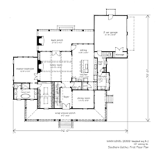 southern floor plans 3 416 sq ft southern l mitchell ginn associates