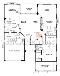 sonoma floorplan 2368 sq ft sun lakes 55places com