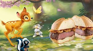 arby s is serving deer will it change the fast food