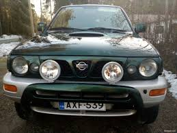 nissan terrano 1996 nissan terrano ii 2 7tdi 4x4 1996 used vehicle nettiauto