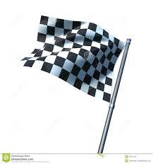 Finish Line Flag Finish Flag Stock Illustration Image Of Auto Black 20721783