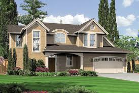 layout two story home plan 69009am architectural