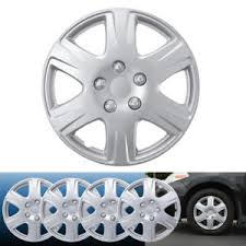 toyota corolla 15 inch rims hubcaps 15 inch for toyota corolla set of 4 oem replacement wheels