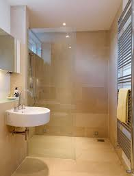 beige bathroom ideas small bathroom design idea using beige interior decoration feat