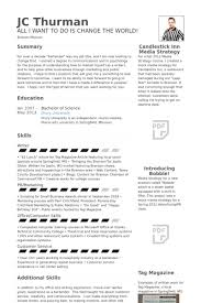 Resume Examples For Bartender by Agent Resume Samples Visualcv Resume Samples Database
