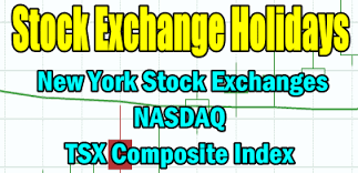 Market Holidays Market Direction And American Stock Exchanges Holidays