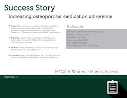 selected case studies in patient centered outcomes mapi health