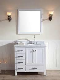 Small Bathroom Furniture Small Bathroom Vanities For A Pretty Powder Room