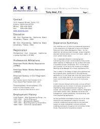 civil engineer resume http jobresumesle com 367 civil
