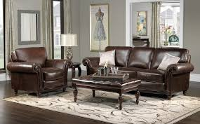 Brown Leather Armchair Design Ideas How To Decorate With Leather Furniture Home Decor 2018