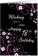 18th birthday cards from greeting card universe