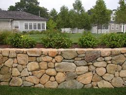 Best  Rock Retaining Wall Ideas On Pinterest Retaining Walls - Rock wall design