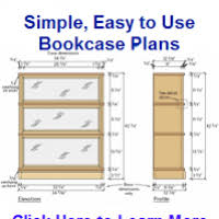 Woodworking Bookcase Plans by Bookcase Woodworking Plans Thesecretconsul Com